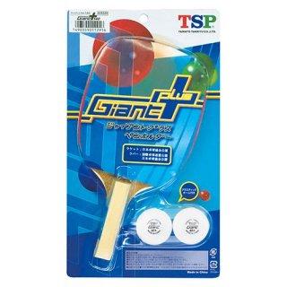 【TSP】ジャイアント プラス ペンホルダー 140(GIANT+ PH 140)※ラバーばりラケット