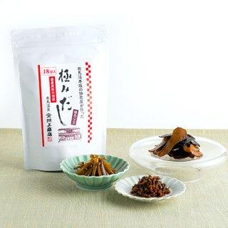 涼風セット(極みだしと佃煮三種)