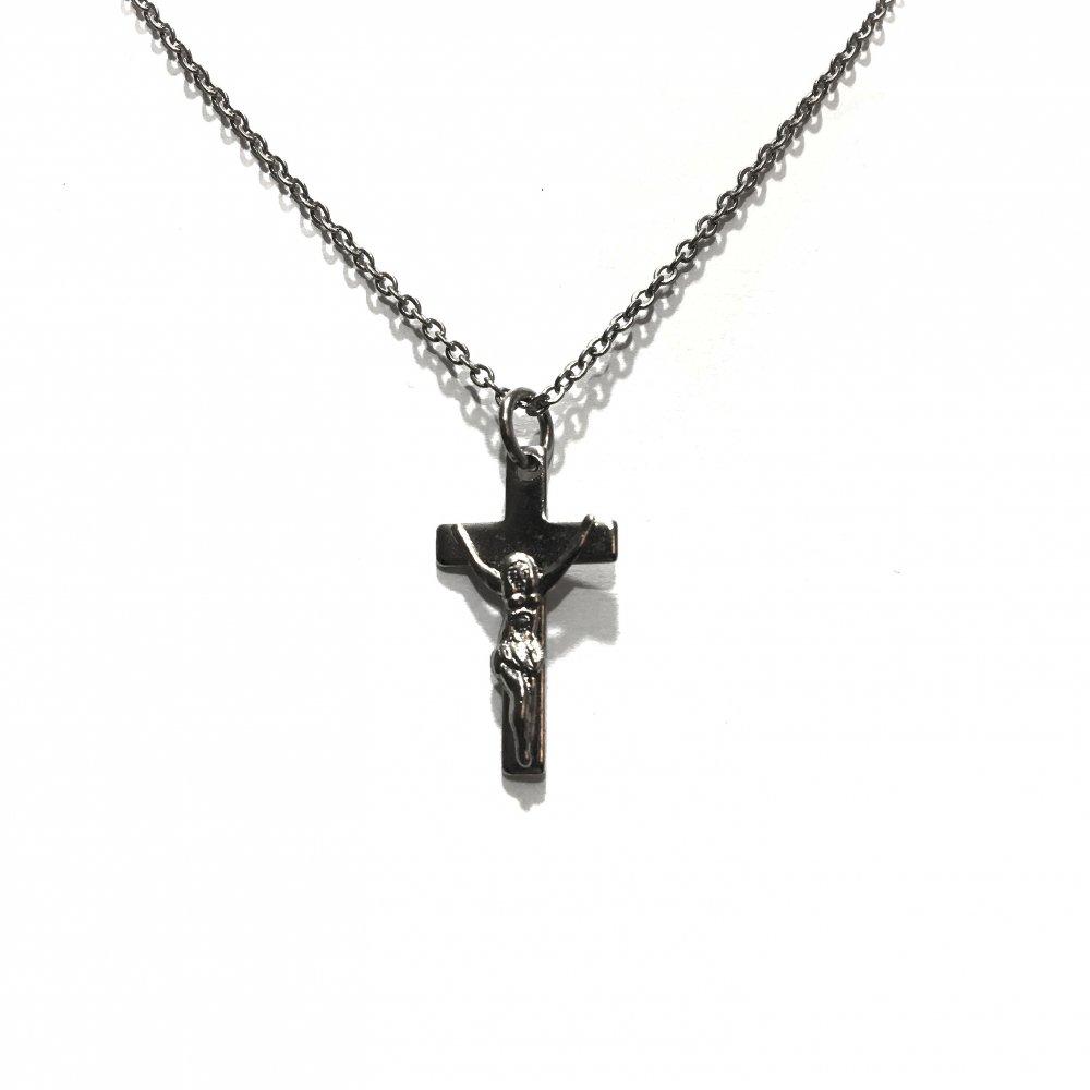 Ephenear antique jesus christ cross necklace iyarika ephenear antique jesus christ cross necklace mozeypictures Gallery