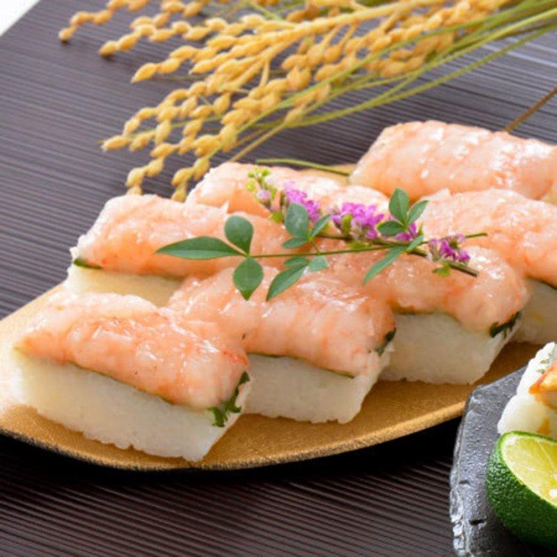 棒寿司<甘えび寿司>