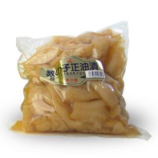 【クール便】サイズ混じり 数の子醤油漬 1kg