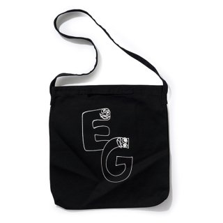 EG SHOULDER BAG【BLACK】