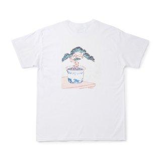 盆栽 TEE【WHITE】