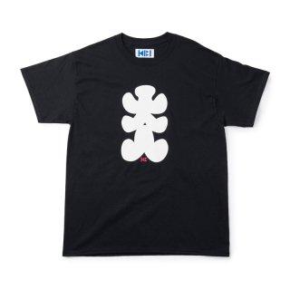 大人 TEE【BLACK】