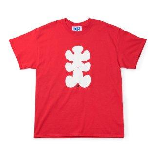 大人 TEE【RED】
