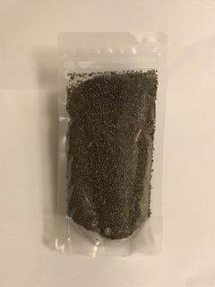無農薬黒えごま200g×3袋