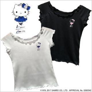 「K-BALLET×ハローキティ」Tシャツ