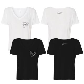 『ベートーヴェン 第九』No,9 Tシャツ(レディース)