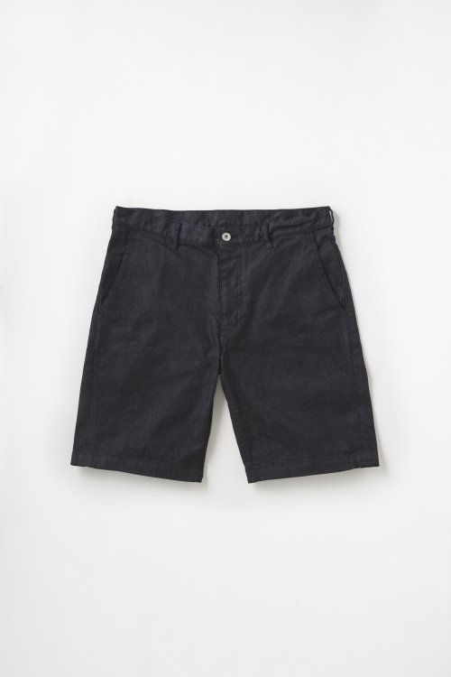 ORIGINAL TAPERED DENIM SHORTS