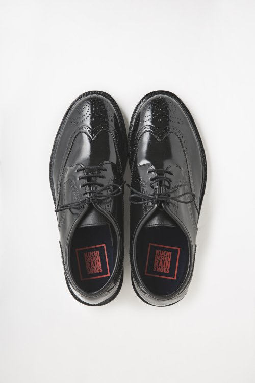 RAIN SHOES WINGTIP
