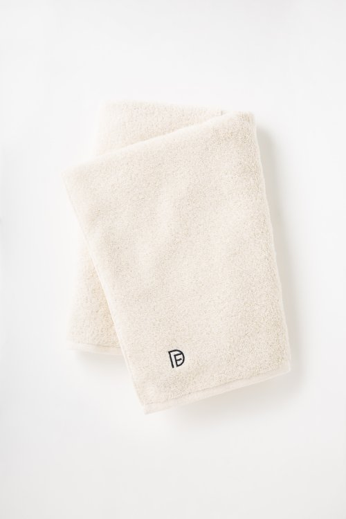 FIDES × THING FABRICS  ORGANIC BATH TOWEL