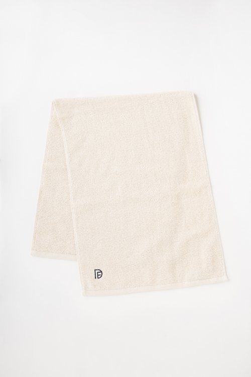 FIDES × THING FABRICS  ORGANIC FACE TOWEL