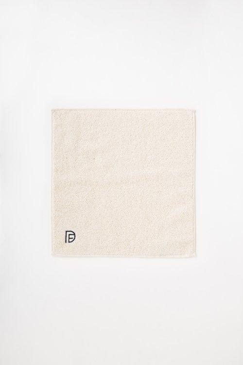 FIDES × THING FABRICS  ORGANIC HAND TOWEL