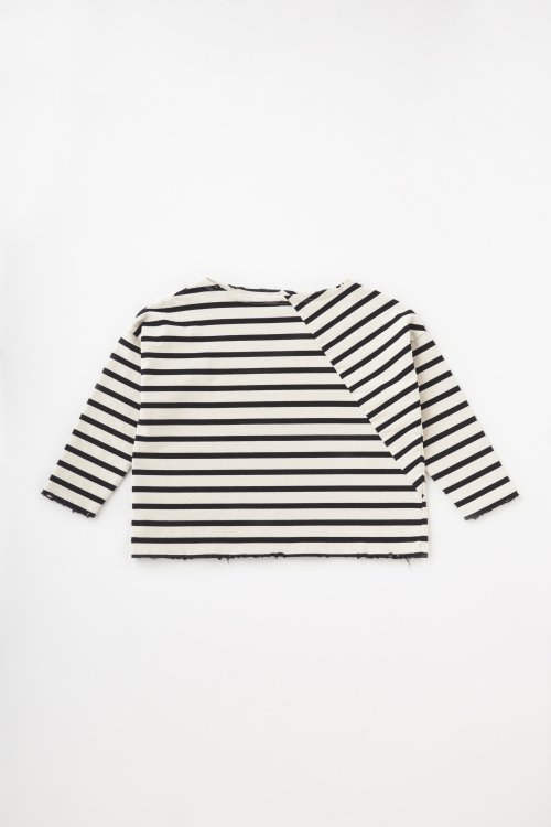 6°vocaLe  SWITCH BORDER L/S KIDS