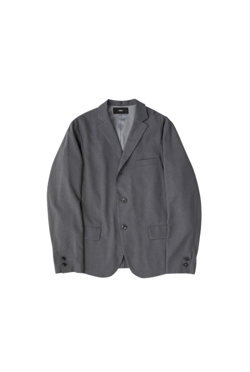 ABSORBENCY NATURAL STRETCH TAILORED JACKET