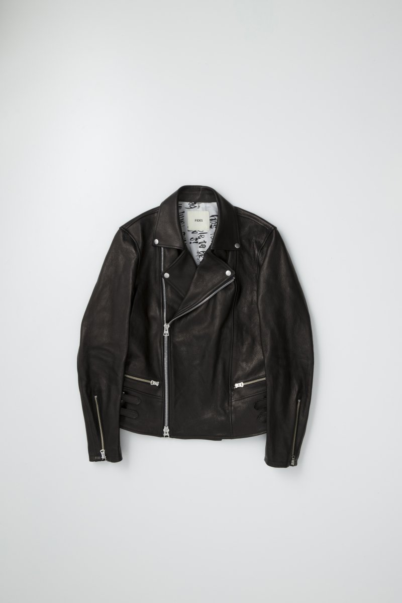 DEERSKIN RIDERS JACKET