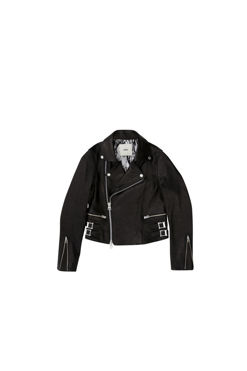 DEERSKIN RIDERS JACKET WOMEN