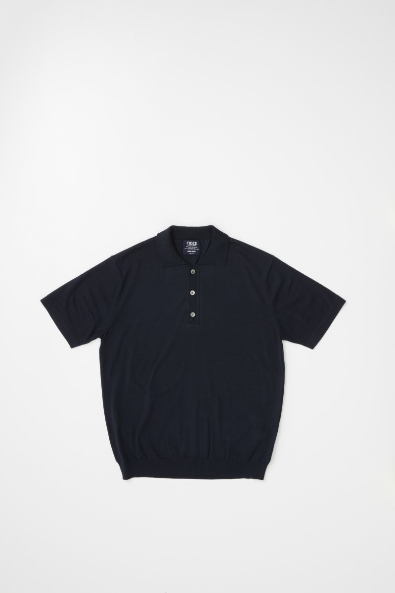 <img class='new_mark_img1' src='https://img.shop-pro.jp/img/new/icons5.gif' style='border:none;display:inline;margin:0px;padding:0px;width:auto;' />FF KNIT POLO SHIRT