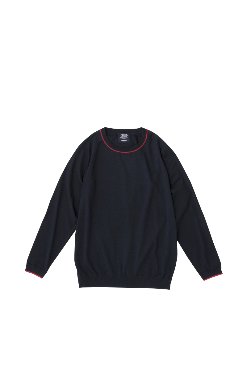 FF KNIT CREW NECK