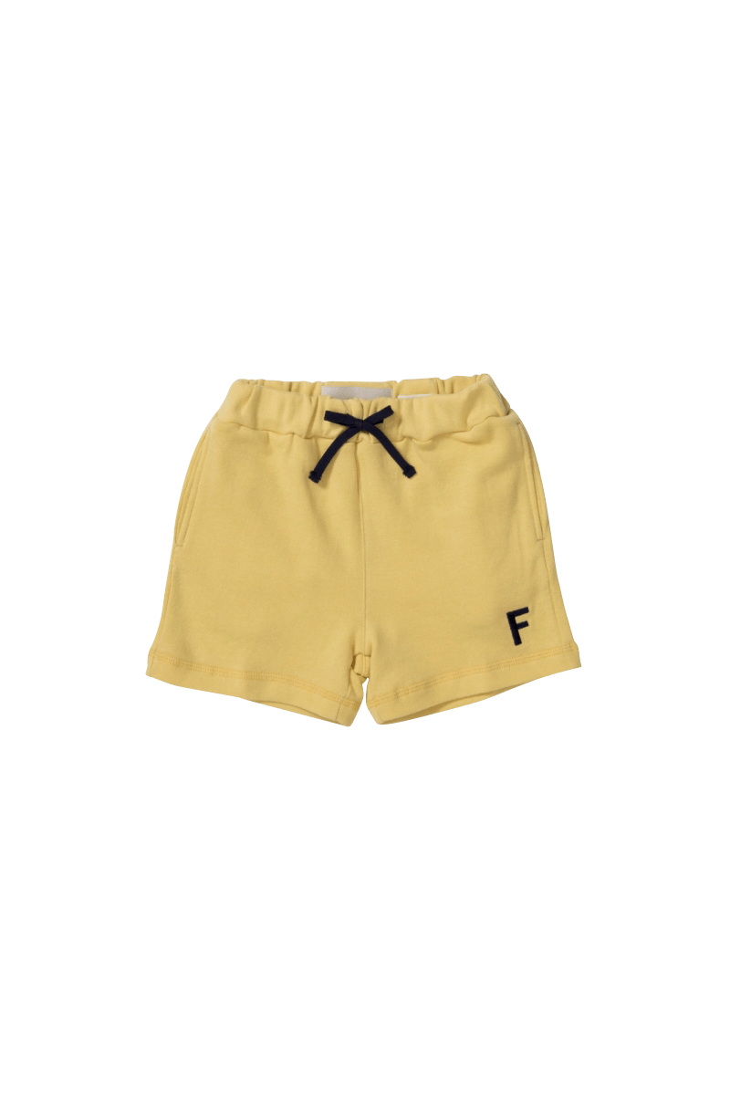 〈FIDES × 6°vocaLe〉 SWEAT SHORTS KIDS