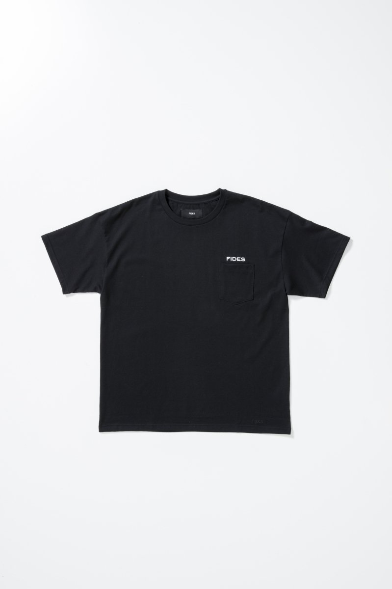 ORIGINAL ORGANIC LOGO POCKET S/S