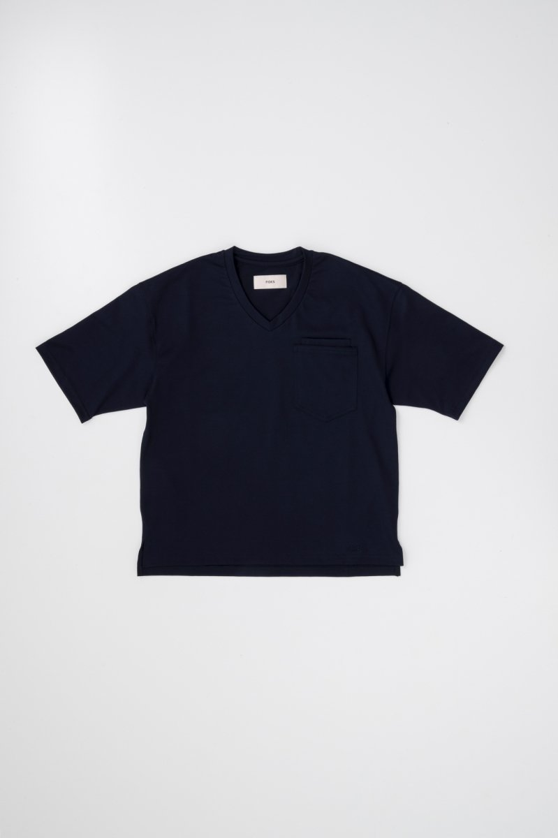 W POCKET V S/S WOMEN