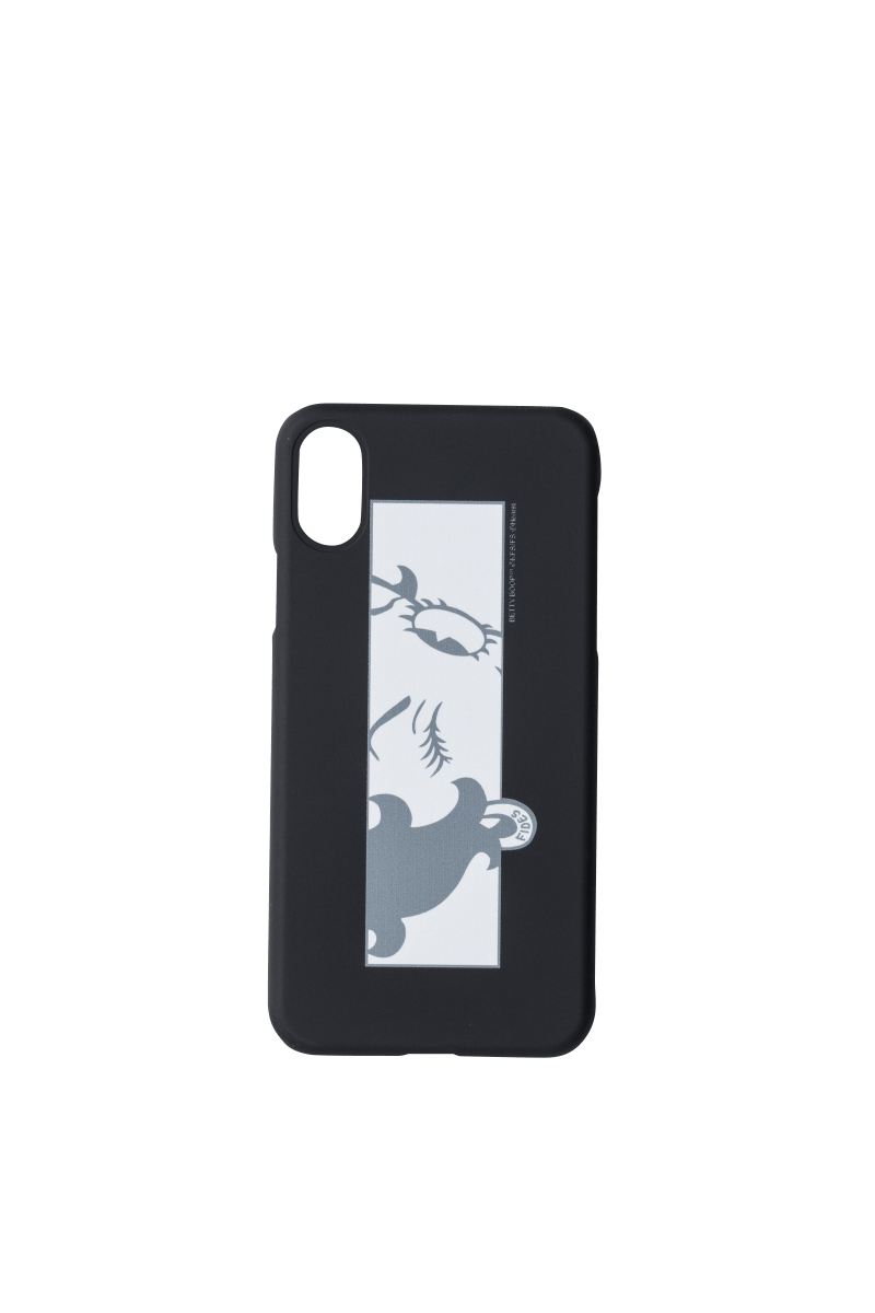 BETTY FACE IPHONE X CASE