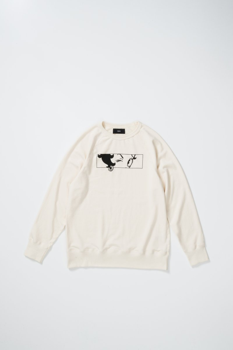 <img class='new_mark_img1' src='https://img.shop-pro.jp/img/new/icons5.gif' style='border:none;display:inline;margin:0px;padding:0px;width:auto;' />BRTTY FACE CREWNECK SWEAT