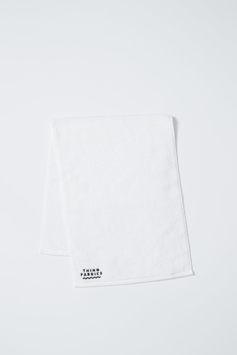 THING FABRICS FIDES別注 FACE TOWEL