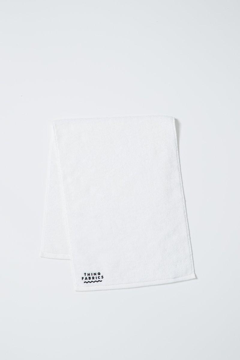 THING FABRICS FIDES別注 FACE TOWEL