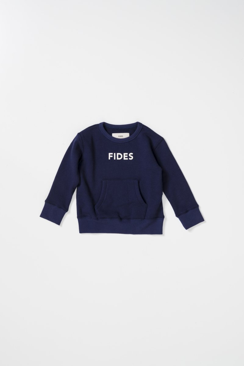<img class='new_mark_img1' src='https://img.shop-pro.jp/img/new/icons5.gif' style='border:none;display:inline;margin:0px;padding:0px;width:auto;' /><FIDES × 6°vocaLe> LOGO PULL OVER SWEAT