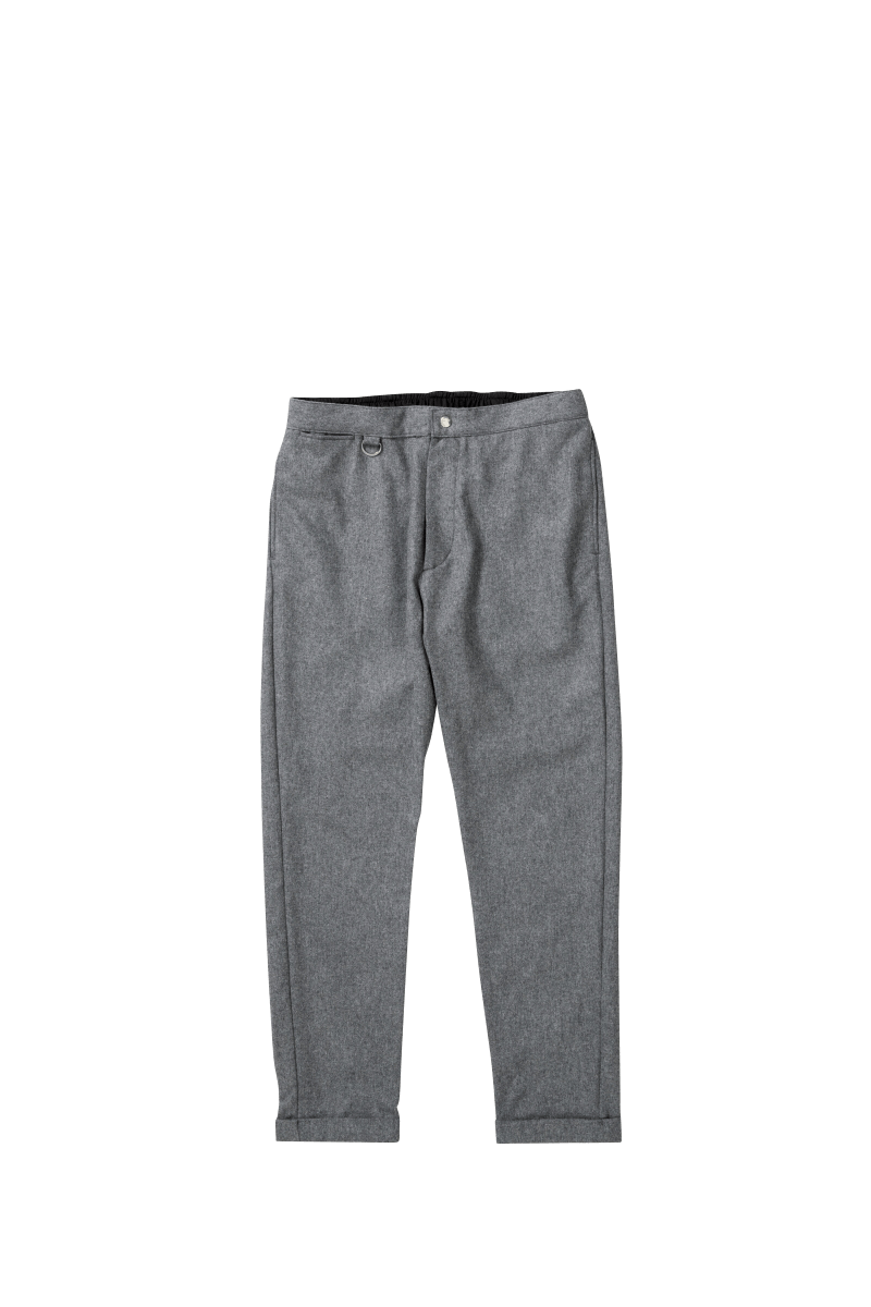 <img class='new_mark_img1' src='https://img.shop-pro.jp/img/new/icons56.gif' style='border:none;display:inline;margin:0px;padding:0px;width:auto;' />TAPERED WOOL PANTS
