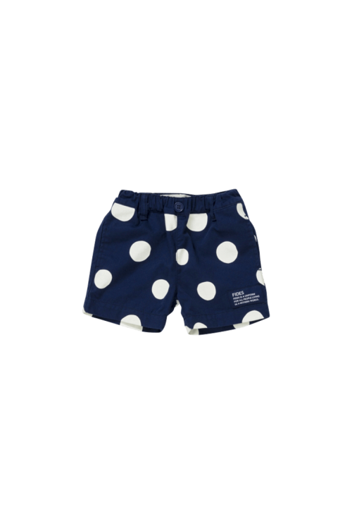 FIDES × 6°vocaLe DOT SHORTS KIDS