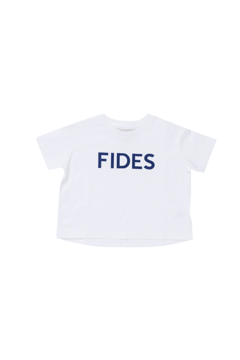 "<img class='new_mark_img1' src='https://img.shop-pro.jp/img/new/icons56.gif' style='border:none;display:inline;margin:0px;padding:0px;width:auto;' /> ""FIDES"" S/S KIDS"