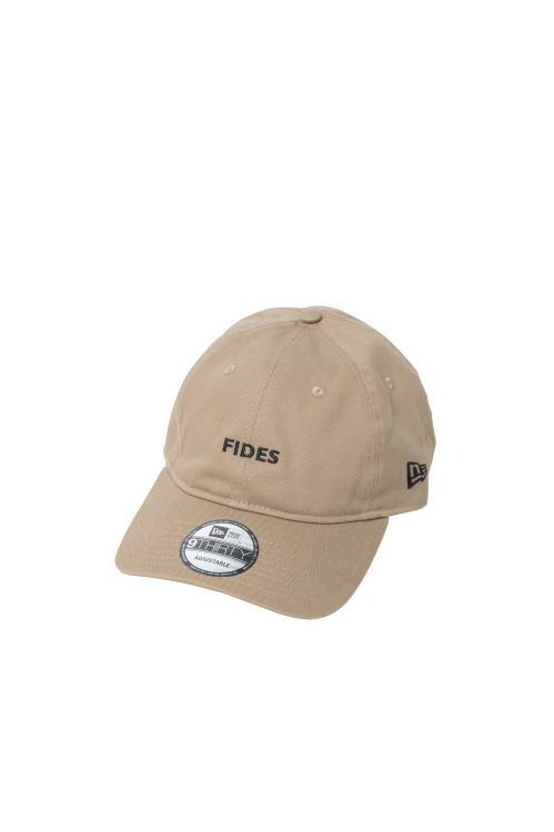 <img class='new_mark_img1' src='https://img.shop-pro.jp/img/new/icons5.gif' style='border:none;display:inline;margin:0px;padding:0px;width:auto;' />FIDES × NEW ERA CAP 9THIRTY  FRONT LOGO