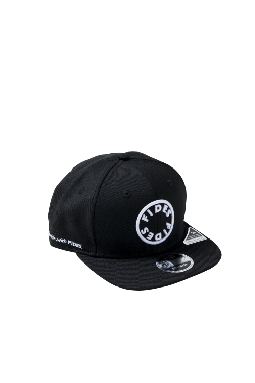 <img class='new_mark_img1' src='https://img.shop-pro.jp/img/new/icons5.gif' style='border:none;display:inline;margin:0px;padding:0px;width:auto;' />FIDES × NEW ERA CAP 9FIFTY  ORIGINAL FIT CIRCLE  LOGO