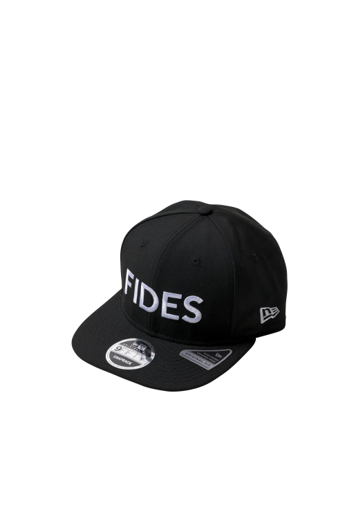 <img class='new_mark_img1' src='https://img.shop-pro.jp/img/new/icons5.gif' style='border:none;display:inline;margin:0px;padding:0px;width:auto;' />FIDES × NEW ERA CAP 9FIFTY ORIGINAL FIT FRONT LOGO