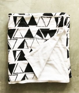 GAUZE X TOWEL BLANKET / TRIANGLE