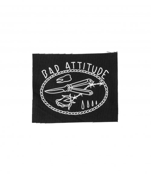 [ IN MY BOOK ]BAD ATTITUDE PATCH