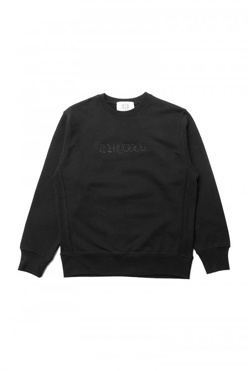[ IN MY BOOK ] EMBROIDERY OLD IMB (WOW) CREWNECK SWEAT