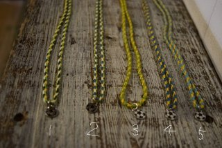 FOOTART HEMP anklet
