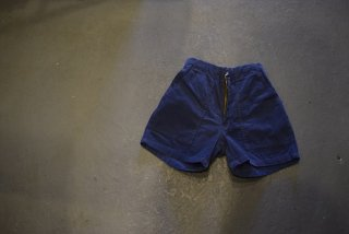 GO WEST BOARD SHORTS/14w SUMMER CORDUROY(BLUE)