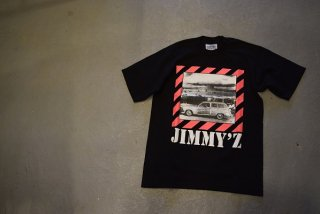 standard california JIMMY'Z × SD Bomb Logo T