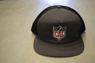standard california / SD CAL Shield Logo Mesh Cap(BLACK)
