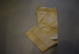 standard california / SD T/C Work Pants Tapered(BEIGE)