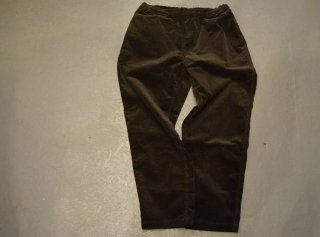 standard california / SD Stretch Corduroy Pants(Charcoal)