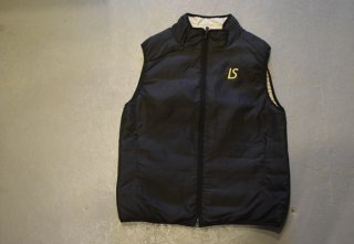 LUZeSOMBRA / inherit the Vest(BLACK)