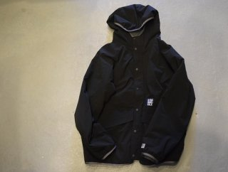 standard california / SD Reversible Stretch Fleece Jacket / DLS L3(BLACK/CHARCOAL)
