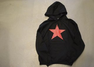 standard california / SEX WAX × SD Pullover Hood Sweat(BLACK)