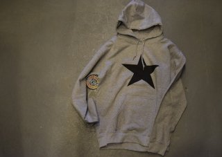 standard california / SEX WAX × SD Pullover Hood Sweat(GRAY)